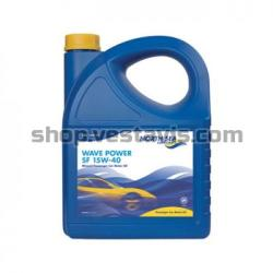 North Sea Lubricants NSL WAVE POWER SL 15W40 4L