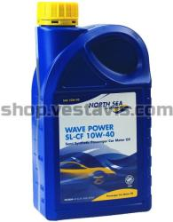 North Sea Lubricants NSL WAVE POWER SL/CF 10W40 1L