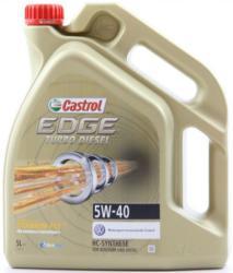 Castrol Edge Turbo Diesel TD Titanium FST 5W-40 (5L)
