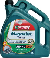 Castrol Magnatec Diesel 5W-40 DPF (5L)