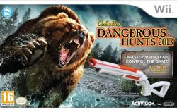 Activision Cabela's Dangerous Hunts 2013 [Top Shot FearMaster Bundle] (Wii)