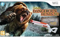 Activision Cabela's Dangerous Hunts 2013 [Top Shot FearMaster Bundle] (Wii)