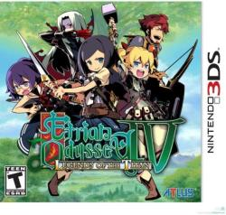 Atlus Etrian Odyssey IV Legends of the Titan (3DS)