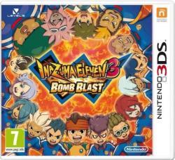 Nintendo Inazuma Eleven 3 Bomb Blast (3DS)