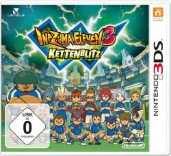 Nintendo Inazuma Eleven 3 Lightning Bolt (3DS)