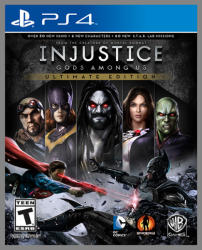 Warner Bros. Interactive Injustice Gods Among Us [Ultimate Edition] (PS4)