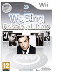 Nordic Games We Sing Robbie Williams (Wii)