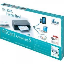 I.R.I.S. IRISCard Anywhere 5