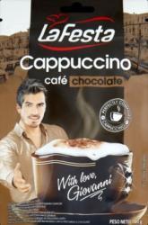 La Festa Cappuccino, instant, csokoládé, 100g