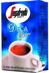 Segafredo Deca Crém, koffeinmentes, őrölt, 250g