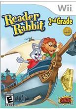 Nordic Games Reader Rabbit 2nd Grade (Wii)