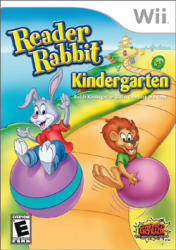 Nordic Games Reader Rabbit Kindergarten (Wii)