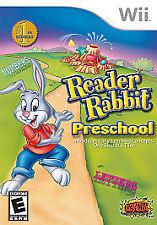 Nordic Games Reader Rabbit Preschool (Wii)