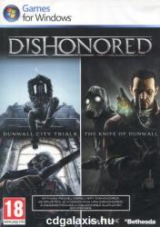 Bethesda Dishonored Dunwall City Trials + Knife of Dunwall DLC (PC)