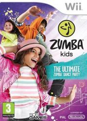 Nintendo Zumba Kids (Wii)