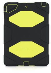 Griffin Survivor for iPad Air - Black/Yellow (GB36404)