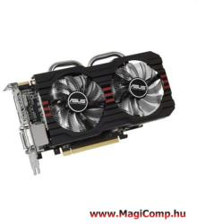 ASUS Radeon R7 260X OC DirectCU II 2GB GDDR5 128bit PCIe (R7260X-DC2OC-2GD5)