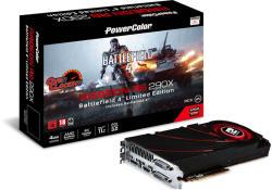 PowerColor Radeon R9 290X OC 4GB 512bit DDR5 PCI-E AXR9 290X 4GBD5-MDHGOC