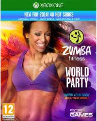 Majesco Zumba Fitness World Party (Xbox One)