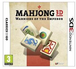 DTP Entertainment Mahjong 3D Warriors of the Emperor (3DS)