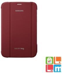 Samsung Book Cover for Galaxy Note 8.0 - Garnet Red (EF-BN510BREGWW)