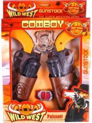 Cowboy készlet dobozban