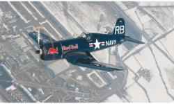 Revell F4U-4 Corsair Flying Bulls 1/48 5722