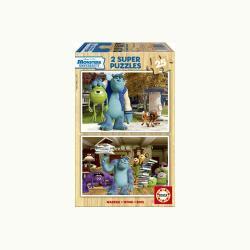 Educa Monsters University 2x25 (15607)