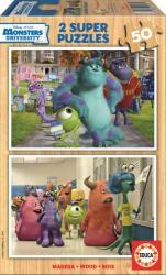Educa Monsters University 2x50 (15608)