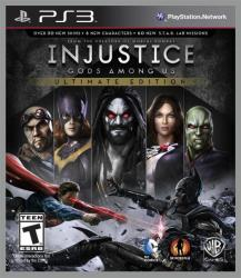 Warner Bros. Interactive Injustice Gods Among Us [Ultimate Edition] (PS3)