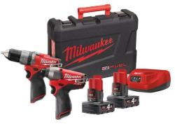 Milwaukee M12 PP2A-402C