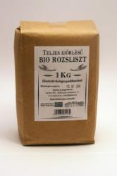 Lipiliszt Kft. Teljes kiörlésű bio rozsliszt 1kg