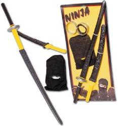 D-Toys Ninja szett