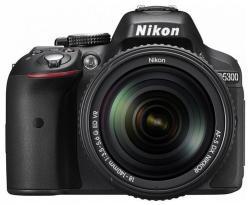 Nikon D5300 + 18-140mm VR (VBA370K002)