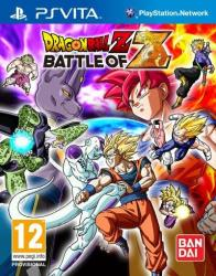 Namco Bandai Dragon Ball Z Battle of Z (PS Vita)