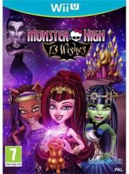 Namco Bandai Monster High 13 Wishes (Wii U)