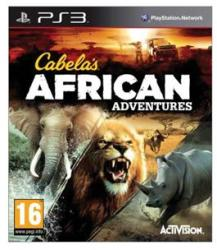 Activision Cabela's African Adventures (PS3)