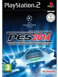 Konami PES 2014 Pro Evolution Soccer (PS2)