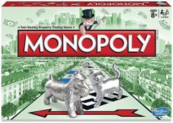 Hasbro Monopoly - 2013-as (új) kiadás
