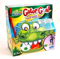 Hasbro Gator Goal - Kroki gól ügyességi