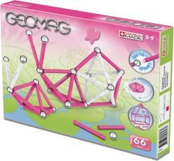 Geomag Pink rózsaszín készlet lányoknak - 66db (20GMG00053)