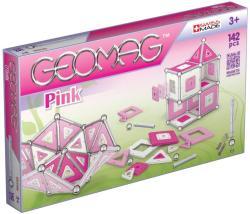 Geomag Pink rózsaszín készlet lányoknak - 142db (20GMG00343)