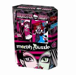 Trefl Morph Puzzle Monster High I 50 db-os holgramos puzzle(35301)