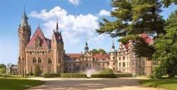 Castorland Moszna Kastély Lengyelország 4000 db-os (C-400027)