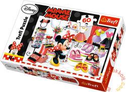 Trefl Minnie Mouse - Vásárlási őrület 60 db-os (17225)