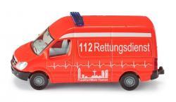 Siku Kis mentőautó (0805)