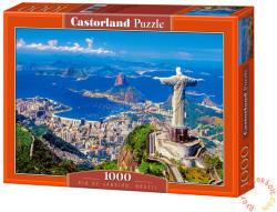Castorland Rio de Janeiro látképe 1000 db-os