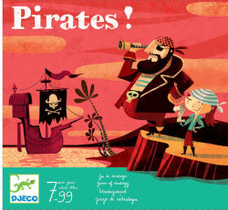 DJECO Kalózok (8431)