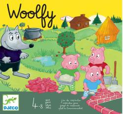 DJECO Woolfy és a három kismalac (8427)
