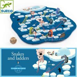 DJECO Kígyók és létrák (5208)